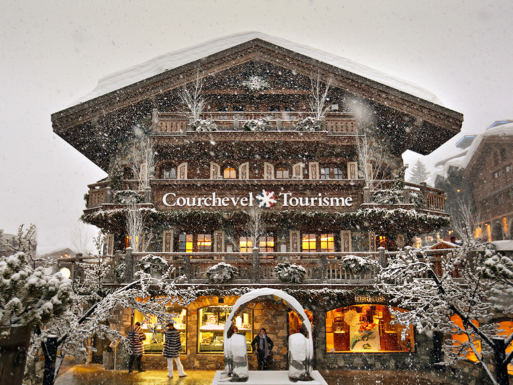office de tourisme courchevel
