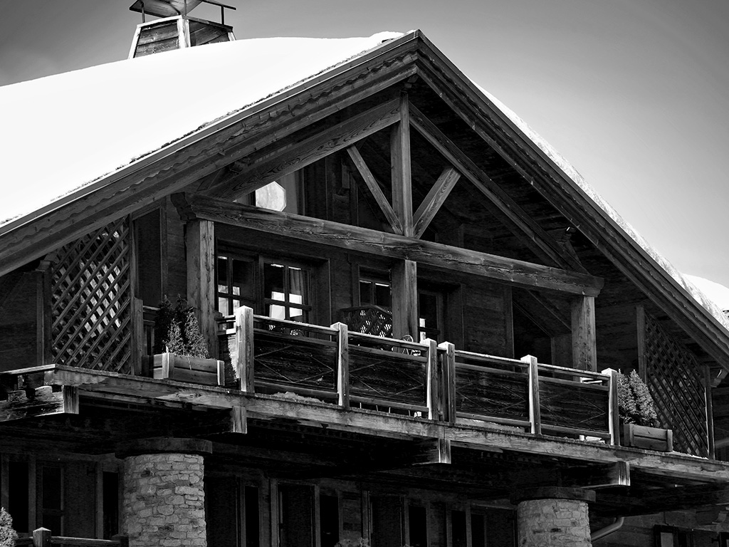 Architecte courchevel jean philippe velghe michaux for Philippe jean architecte